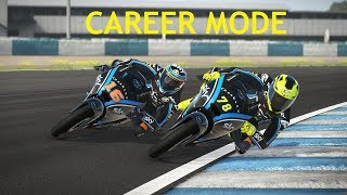 MotoGP 17 | Career Mode #6 | Moto3 | Race 4/18 | JEREZ