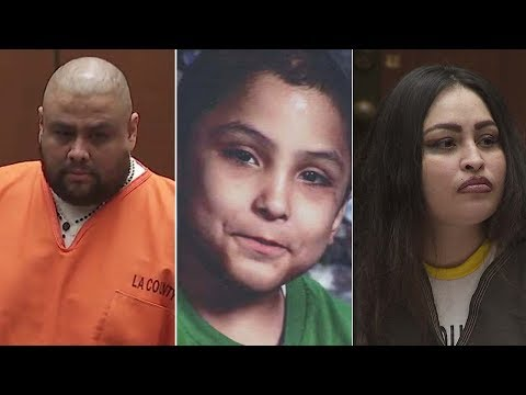 FULL STORY: Palmdale woman, boyfriend sentenced in 8-year-old's torture killing I ABC7