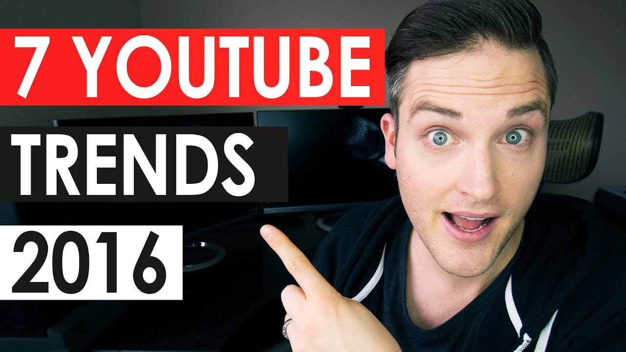 Youtube Trends 2016 7 Online Video Trends And Statistics