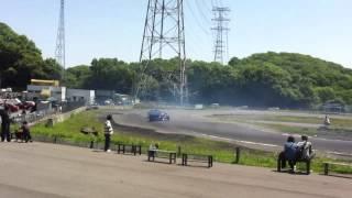 Car modify wonder drift day @ Nikko circuit
