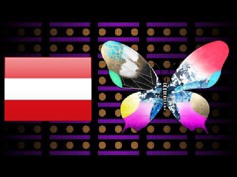 "AUSTRIA 2013 | Karaoke version | Natália Kelly - ""Shine"""