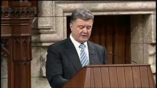 #Poroshenko