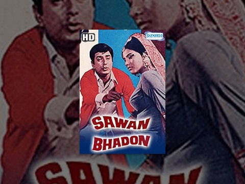 Sawan Bhadon (HD) - Hindi Full Movie - Naveen Nischol - Rekha - 70's Hit Movie- (With Eng Subtitles)