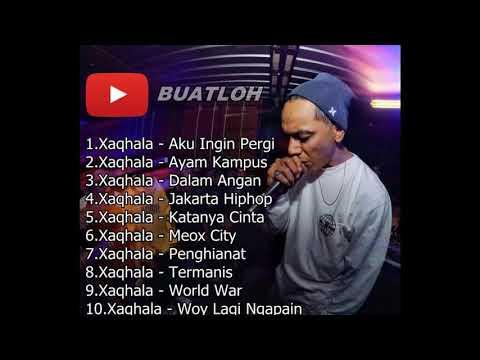 XAQHALA Full Album | Lagu Hip Hop Indonesia Terbaru