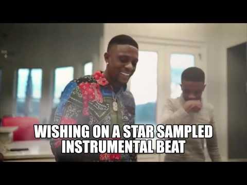 Boosie Type Instrumental Beat [2020] -Wishing On A Star (Sampled) #DatWhiteBoyBrad #HottKizzleBeats