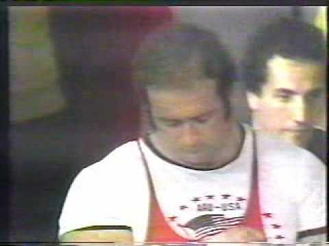 1977 World Powerlifting Championships Part 2