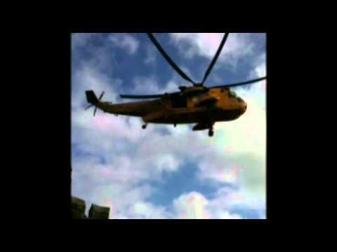 Caernarfon Castle RAF rescue