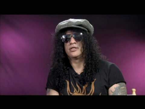 Slash Exclusive Interview (August 2010)