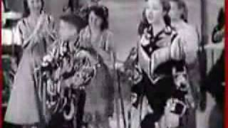 The Collins Kids - Shake, Rattle and Roll (Town Hall Party)