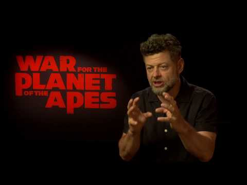 Andy Serkis on the magic of performance capture and his Iraqi father