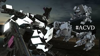 Armored Core: Verdict Day - Raptors v. Norms【#ACVD】