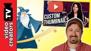 New Wizardry that Creates Optimized Thumbnails Automatically