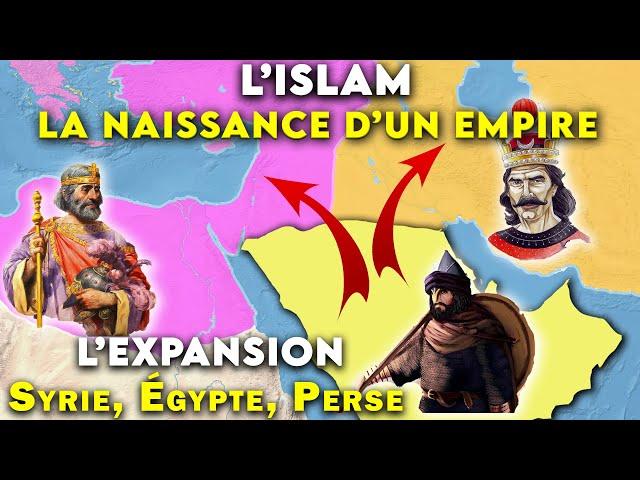 Les premières conquêtes islamiques : un exploit ? - Islam : la naissance d'un empire - 2/2