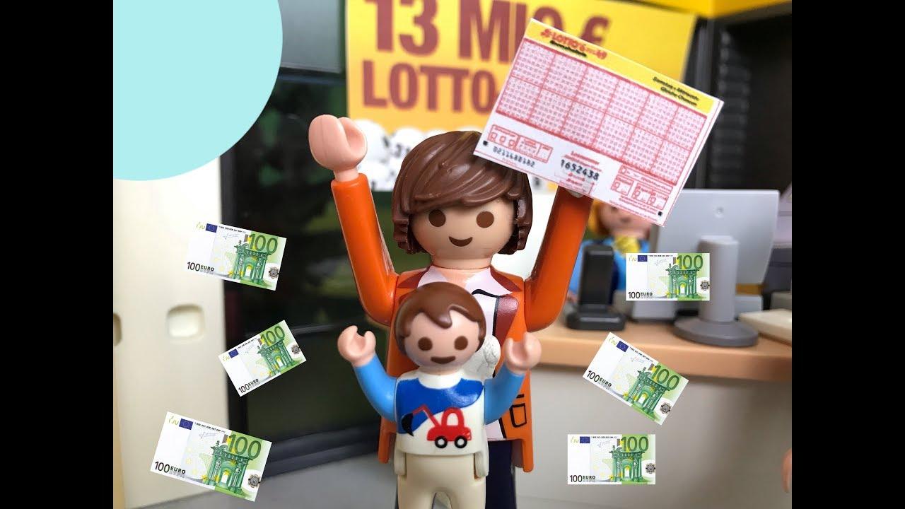 Der Lottogewinn