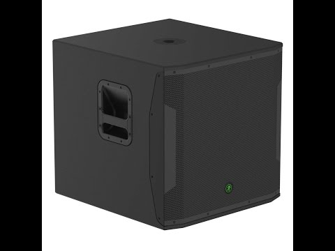 unboxing:-mackie-srm1850-powered-subwoofer