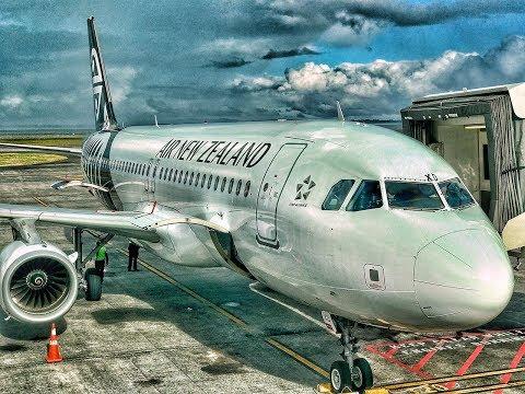 Air New Zealand | Airbus A320 | AKL-CHC