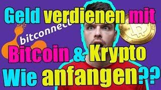 WIE Geld verdienen mit Kryptowährungen ?? +100€/TAG, Mein Kontostand & Neuigkeiten!