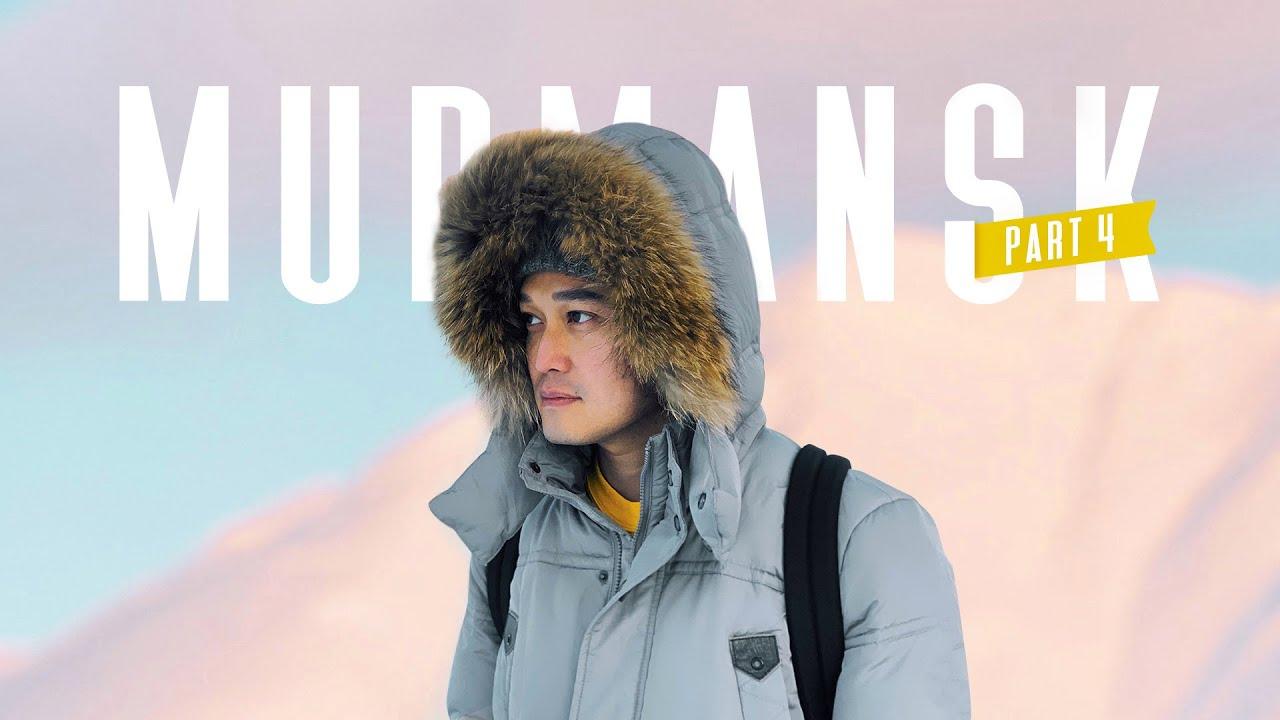 Xem Băng Đăng Ở Bắc Cực (Part 4) – Quang Vinh Passport