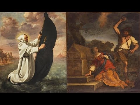 St Raymund of Pegnafort, Confessor; & St Emerentiana, Martyr (23 January)