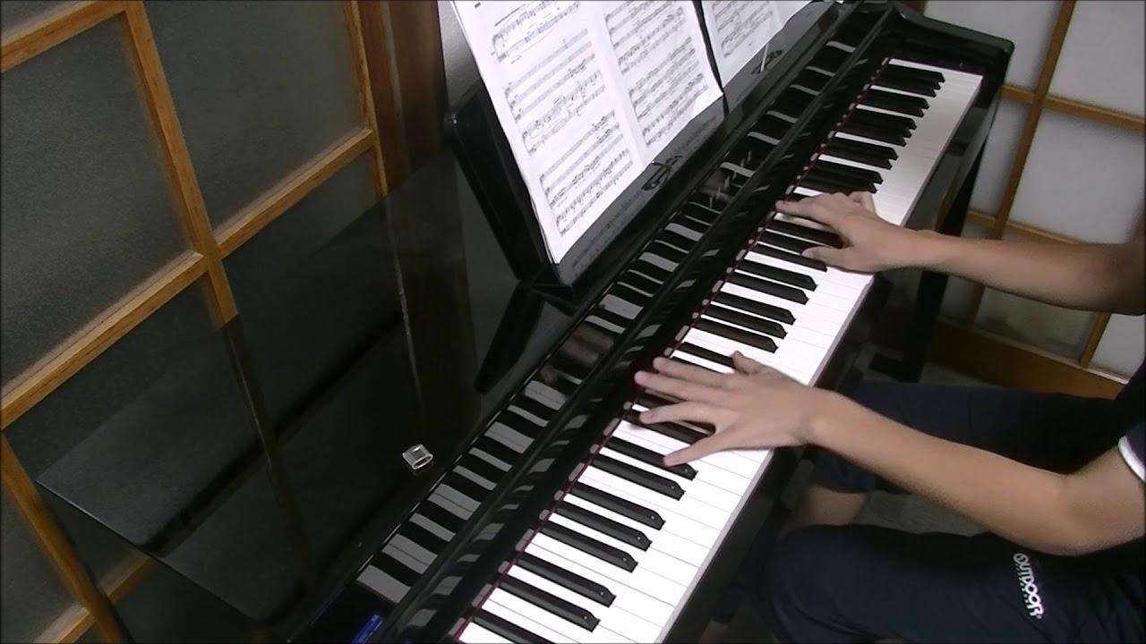 【piano】 「打上花火」を弾いてみた。[DAOKO × 米津玄師] - YouTube