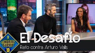 Roberto Leal desvela su complicado reto contra Arturo Valls en 'El Desafío' - El Hormiguero