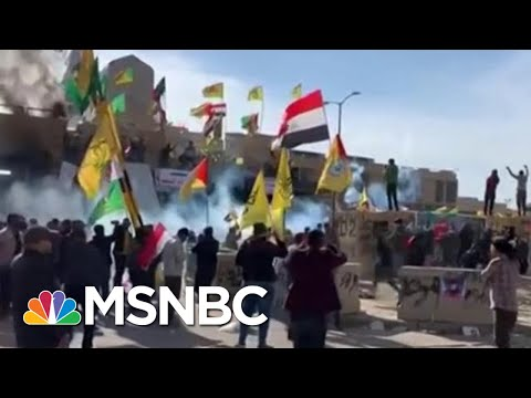 US Sends Troops To Mideast After Attack | Morning Joe | MSNBC