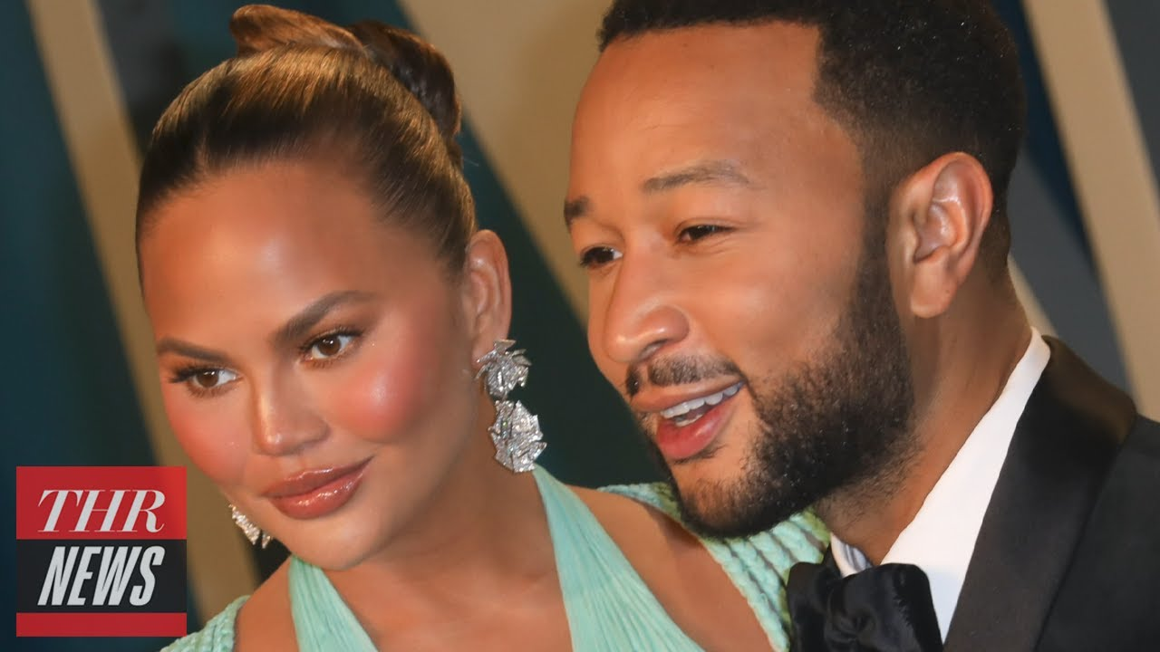 Chrissy Teigen and John Legend Expecting 3rd Child | THR News