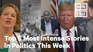 Top 5 Stories in Politics, Week of: March 22, 2020 | NowThis