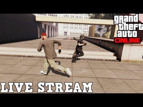 Grand Theft Auto Online | KingTay Tv | KTG Late Night Stream! Part.2