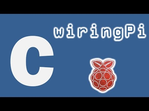 Writing to GPIO pins in C using wiringPi on the Raspberry Pi ... on