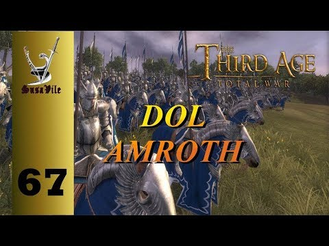 """Ep 67 - Third Age DaC (1.2) Dol Amroth """"Changing the capital's location"""""""
