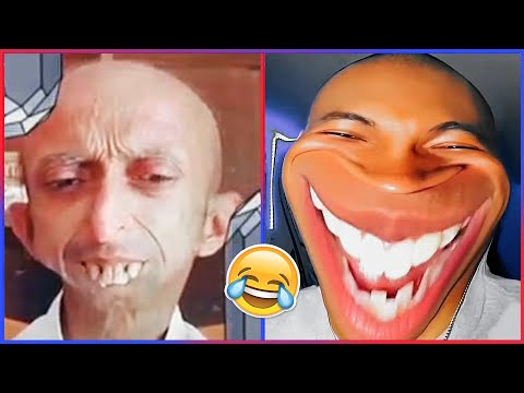 TRY NOT TO LAUGH  🥵   Funny Memes That Made My Body Fold In Half From LAUGHTER 🤣