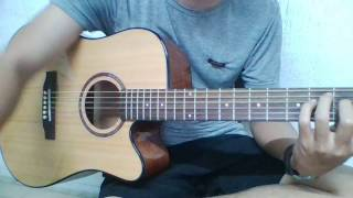 Mình Từng Yêu Nhau - Phan Mạnh Quỳnh- guitar 2 tháng :))