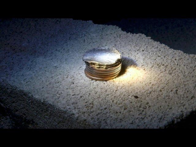 Creating a Sun-Powered Death Ray