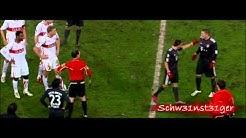 Bastian Schweinsteiger ● Khalid Boulahrouz Fair-Play ● HD