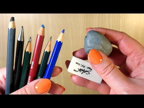 How to Use, Clean & Store a Kneaded Eraser