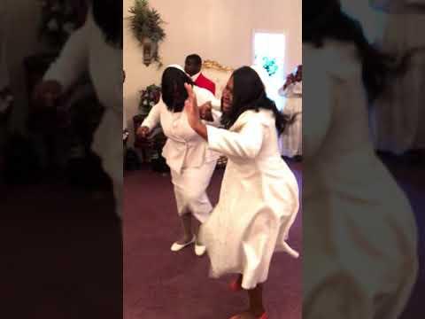 Holy Ghost Take Over praise break - Apostle Nix