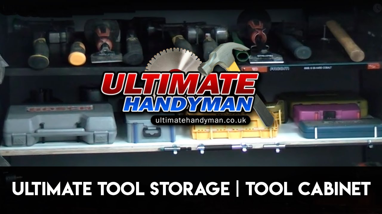 Great Ultimate Tool Storage | Tool Cabinet   YouTube