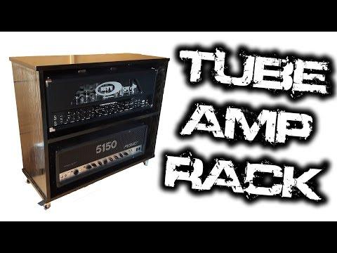 Tube Amp Rack (for Glenn Fricker)