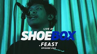 .Feast & Tristan Juliano (Mantra Vutura) Live at Shoebox Sessions | Shoebox #44