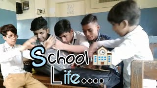 School life round 2 hell funny video| r4l | schoom life
