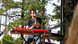 Andy Grammer - Happy Birthday To Mandie Sixflags NJ 6/3