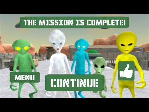 Alien Neighbor Area 51 Escape | Android Gameplay |