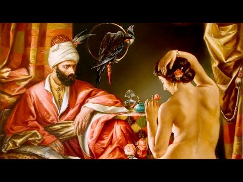 Harems & Islamic Slave Trade Portrayed by Classical European Painters