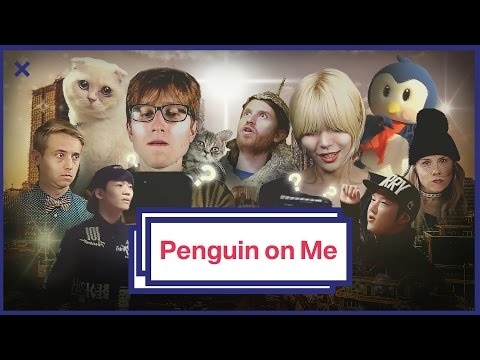 Penguin On Me Autocorrect Love Song  SONG VOYAGE  South Korea
