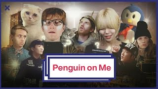 Penguin On Me (Autocorrect Love Song) // SONG VOYAGE // South Korea Music Video //
