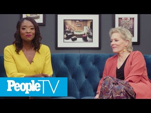 Jean Smart May Make A Cameo In The 'Designing Women' Reboot | PeopleTV