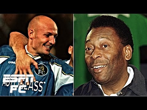 Leboeuf recounts being kissed by Pele after winning the FA Cup with Chelsea | That FA Cup Podcast