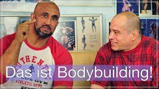 Die Philosophie des Bodybuildings | mit Gerhard Pfister