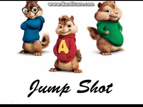 Jump shot chipmunks version